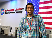 Ravi Prakash, NASA Systems Engineer, partners with the World Genesis Foundation