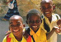 World Genesis Foundation Announces New Partnership With Camp Bambanani in South Africa