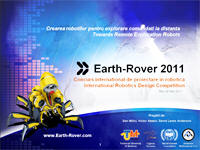 Earth-Rover International Robotics Program Brings Together Seven University Teams and Youth from Three Countries