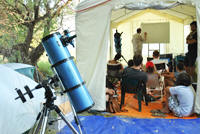 World Genesis Foundation Provides Training Equipment Used By Youth Who Win International Astronomy Olympics