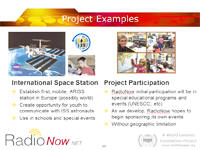 Startup of New Project to Promote Amateur Radio Education in Romania and USA is Announced by World Genesis Foundation