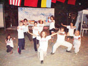 World Gym of Rochester Sponsors International Wushu Team at 2008 UNESCO Program for Youth.